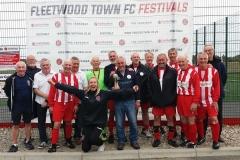 Manchester Corinthians Reds & Whites Winners Fleetwood 60s Tournament 23.06.19
