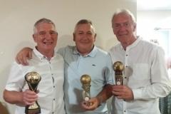 Ray Richards, Paul ONeil & Pete Hampson