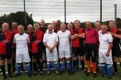Sheffield WF & Grimsby Corinthians Finalists