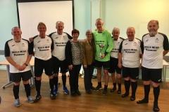 Sheffield WF Trophy Winners