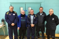 Some Of The GMWFL Referees 05.12.19