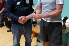 Preston North End Senior Whites Division 4 Winners