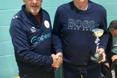 Man City Division 2 Winners