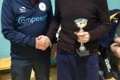 Bury Relics Division 1 Winners
