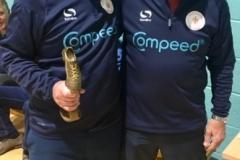 Ray Richards Manchester Corinthians Golden Boot Winner