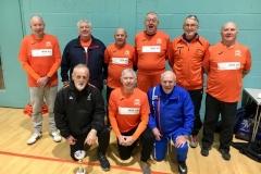 AFC Blackpool Senior Seasiders Winners GMWF 70s Division 2 Autumn League 2019